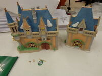 "Dept 56 Heritage Village Collection ""Mickey's Christmas Carol"" PLEASE READ DESC."