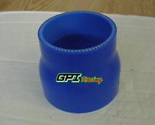 """2"""" to 2.5"""" inch Straight Silicone Hose Reducer 51-63mm Coulper Intercooler pipe"""
