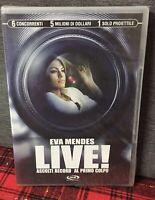 Live! Ascolti Record al Primo Colpo (2007) DVD Nuovo Sigillato Eva Mendes N