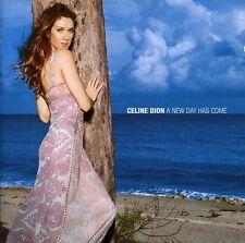 Céline DION - A new day has come - CD 17 titres de 2002