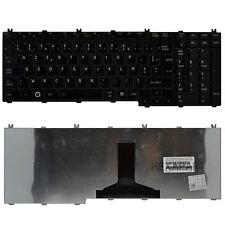 Clavier Français AZERTY noir pour portable TOSHIBA Satelitte A500