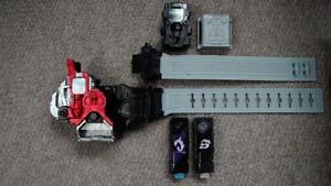 Kamen Rider W Transformation Belt DX Lost Driver