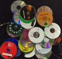 Bulk Wholesale Lot of 350 Used Music CDs Loose no Cases or Artwork.