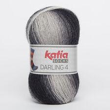 *Neuheit* Katia Darling 4  Socks mit schönem Farbverlauf 100 g Farbe 60