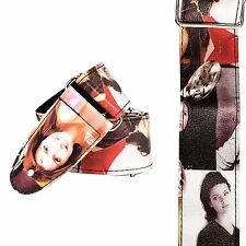 Guitar Strap Cosmopolitan Cover Girls Ladies Faces Magazine