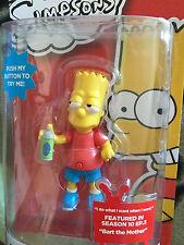I Simpson 25 anni, Bart Simpson PARLANTE 6 INCH FIGURE SET