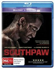 Southpaw (Blu-ray, 2015)  New, ExRetail Stock, Genuine & unSealed  - D125