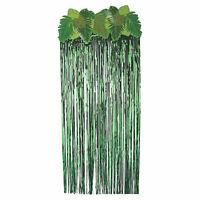 Palm Leaf Door Curtain - Party Decor - 1 Piece