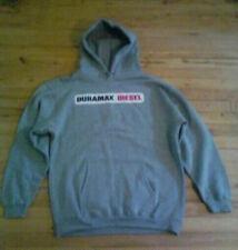 duraMAX   GRAY    sweatshirt  DIESEL GMC/HUMMER/CHEVROLET S
