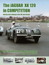 The Jaguar XK 120 in Competition/Racing and rallying in the UK and Europe