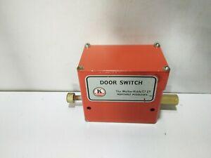 KIDDE DOOR SWITCH K60222 UNIVERSAL