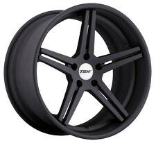 20x10 TSW Mirabeau 5x112 Rims +42 Matte Black Wheels (Set of 4)