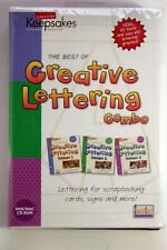Creating Keepsakes Best of Creative Lettering Combo NEW
