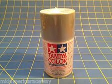 Tamiya PS-48 Metallic Silver  Polycarbonate Spray Paint # 86048 Mid-America