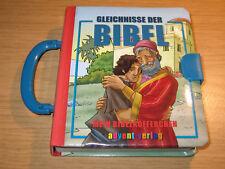 Mein Bibelköfferchen - Gleichnisse der Bibel Verlorene Schaf Verl. Sohn + Münze
