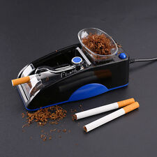 Electric Easy Automatic Cigarette Injector Rolling Machine Tobacco Maker Roller