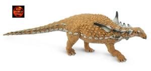 Sauropelta Dinosaur Toy Model Figure by Safari Ltd 305129 Brand New