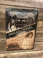 Chronicles of the Paranormal Psi Factor Seasons 3 & 4 DVD, 2013 6-Disc Set NEW
