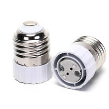 Light Accessories Lamp Holder Converter Socket Adapter LED Bulb Base E27 To G4 |