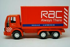 Rare 1:50 Corgi FORD CARGO Lorry in RAC Always There Recovery Promotion Livery