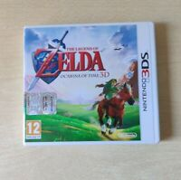 NINTENDO 3DS 2DS THE LEGEND OF ZELDA OCARINA OF TIME PAL ITALIANO COME NUOVO
