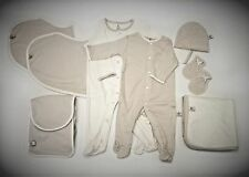 Baby Bundl by 1888 Mills Luxury Baby Collection 7 Piece Newborn Gift Set