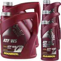 11 Liter MANNOL ATF WS Automatic Special Automatikgetriebeöl Oil 11192320