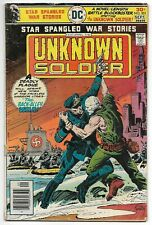 Star Spangled War Stories #201 (DC, 1976) – The Unknown Soldier – Nazis – VG+