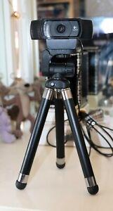 Logitech Pro C920 Full HD Webcam 1080p