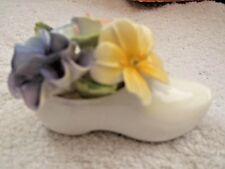 More details for 1958 +  aristocrat china shoe filled with three different flowers
