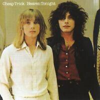 CHEAP TRICK - HEAVEN TO NIGHT   CD NEU