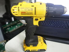 Dewalt - Dcd771 1/2'' Drill Driver With 20V Lithium Ion Battery