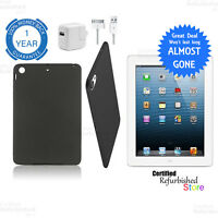 Apple iPad 2nd Generation 16GB | Wi-Fi Only | 9.7 inches | White --Free Warranty