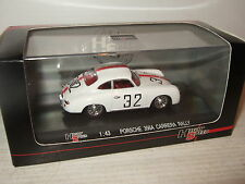 Neu High Speed HF9260S Porsche 356A Carrera Rallye in 1:43 Maßstab
