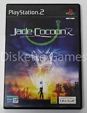 JADE COCOON 2 - PLAYSTATION 2 PS2 PLAY STATION 2 - PAL ESPAÑA - COCON