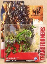 2014 Tomy Takara Hasbro Transformers Age of Extinction AD28 Snarl Dinobot Figure