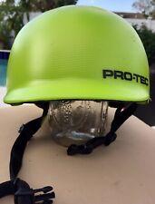 NEW PRO-TEC Multi Sport Hiking,Cycling,BMX,Skateboard,Ski,Rock: Helmet-GREEN-M