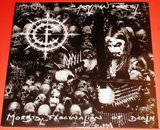 Carpathian Forest: Morbid Fascination Of Death LP DISCO IN VINILE 2011 Bonus TK