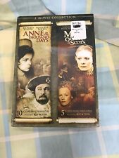 NEW--Anne of the Thousand Days/Mary, Queen of Scots, 2 Movie Collection (DVD)