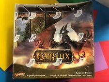 Magic MTG  ==> Conflux <== Sealed Spanish(?) Starter Deck Box X1