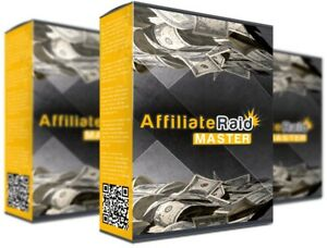 Affiliate Raid Master - You Have A Full Business In A Box