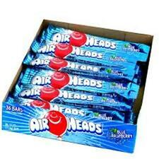 Airheads - Blue Raspberry - 0.55 oz - 36 ct