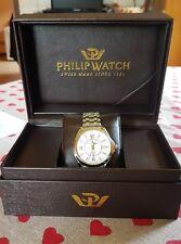 Orologio Uomo Philip Watch Prestige  R8253165002 Data Acciaio cerimonia
