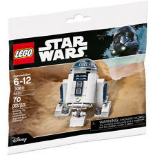 Lego Star Wars R2-D2 30611 Minifig Polybag Sealed