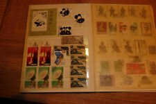 China Album  gestempelt  mit  156  Briefmarken siehe  Bilder  !!!!!