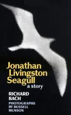 JONATHAN LIVINGSTON SEAGULL by Richard Bach FREE SHIPPING hardcover book