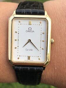 OMEGA De Ville Quartz Watch Cal. 1378