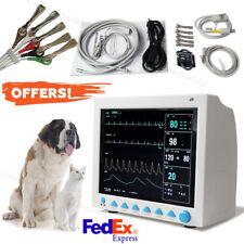 monitor paziente veterinario, monitor veterinario, monitor dei segni vitali