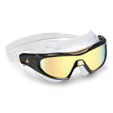 Aqua Sphere Vista Pro Swimming Goggles Anti-Fog Clear & Dark Lens All Colours