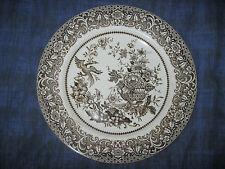 "ENGLISH IRONSTONE TABLEWARE ""JARDINIERE"" 9.5 inch DINNER PLATE. Hand Engraved."